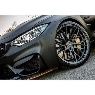 19inch SPORT RIM VORSTEINER VFF107 BMW F10 F30 E46
