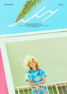WHY - TAEYEON POSTER