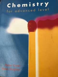 Chemistry for advanced level