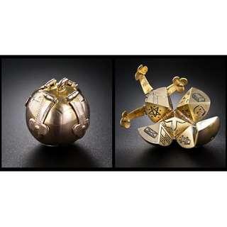 【💍 古董鑑賞 - 華麗的共濟會小球 Masonic ball 📿】