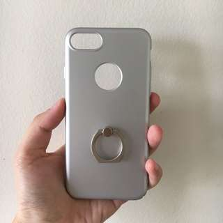 Silver Case Iphone 7