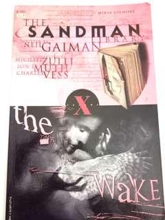 The sandman the wake complete comics book