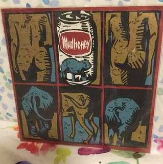 "Mudhoney - you're gone - 7"" vinyl record single - grunge era"