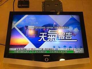 Samsung電視機連機頂盒
