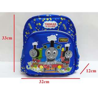 Thomas & Friends Kindergarten Kids School Bag Backpack