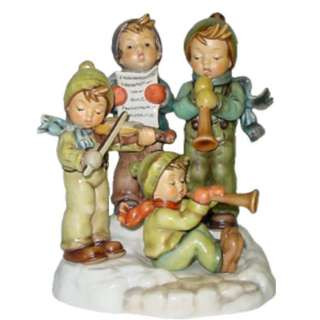 "Goebel Hummel Figurine ""Strike Up the Band"""