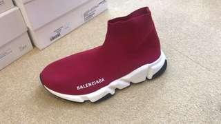 Balenciaga sneaker size