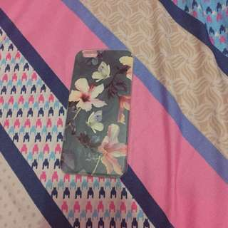 Iphone 6 case flower softcase