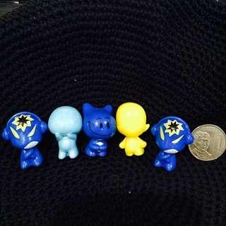 Random Mini Figures