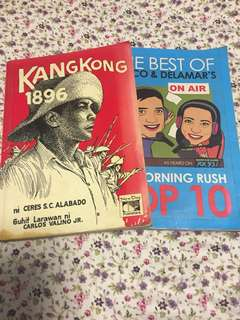 BUNDLE: Filipino books
