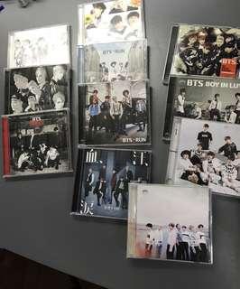 BTS 日本淨專