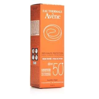 Avene Sunscreen Creme teintee 50 spf