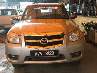 Mazda BT50 2.5 (A) 4WD