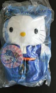 Hello Kitty traditional soft toys
