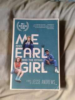 Me, and earl, and the dying girl