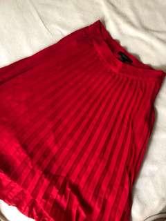 Pleated skirt (super classy) ❤️