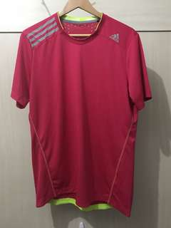 Adidas Climachill Pink Jersey