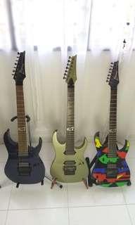 Ibanez Prestige Japan 7-strings