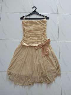 Dress Party Kemben