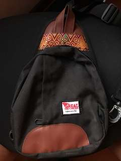 Tas selempang batik (great indonesia)