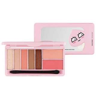 [Instocks] The face shop apeach eye and cheek palette
