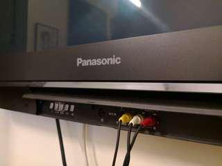 Panasonic Plasma TV (not working) 42 inch