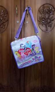 PL!! Tas slemoang little pony warna ungu