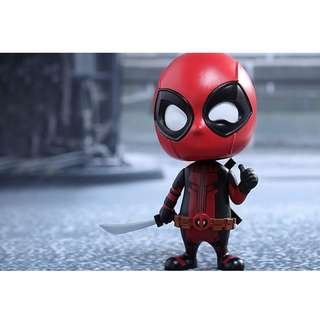 Deadpool Cosbaby Bobble-head
