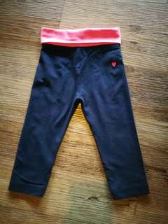 12m Oshkosh Yoga Pants
