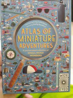 Atlas of Miniature Adventures Wide Eyed
