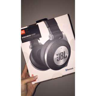 JBL SYNCHROS E50BT BLUETOOTH OVER-EAR HEADPHONES