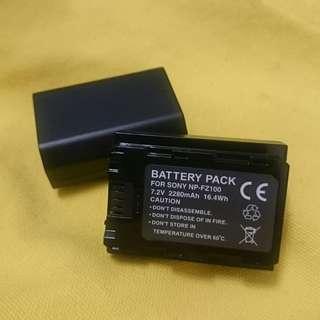 🚚 NP-FZ100 副廠電池