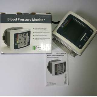Wrist Blood Pressure Monitor [Negotiable]