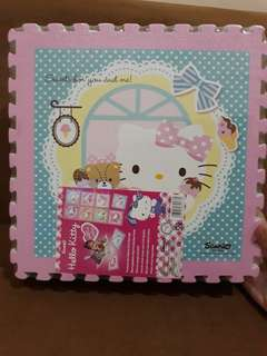 Evamats Puzzle Hello Kitty 9 pcs
