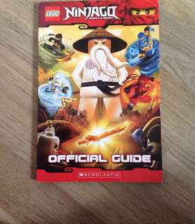 Ninjago official guide