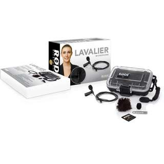 Rode Lavalier Microphone Mic