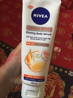Nivea hand body lotion