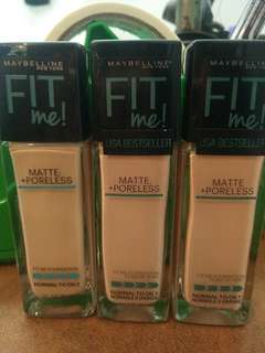 Fitme foundation