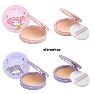 PO Sanrio My Melody and Kuromi X Cutepress Thailand makeup