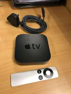 Apple TV 2 (2nd Gen, HD version)