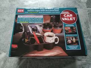 Cup holder and stuff for car