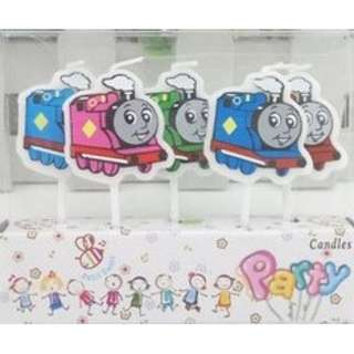 Thomas Train Candles