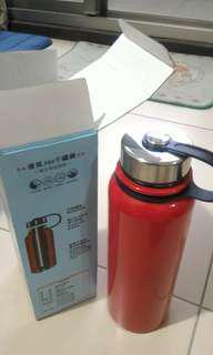 304不鏽鋼運動大保溫瓶