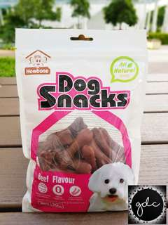 HOWBONE Dog Snacks