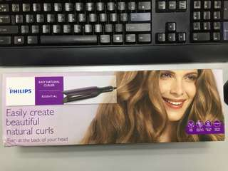 Philips easy natural curler (essential)