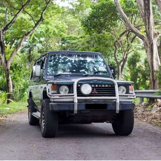 1995 Mitsubishi Pajero (M) For Sale