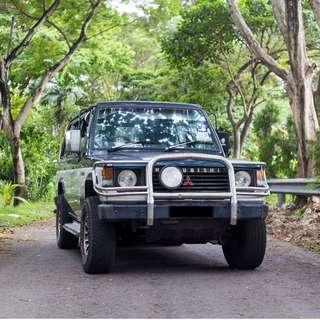 1995 Mitsubishi Pajero (M) For Sale