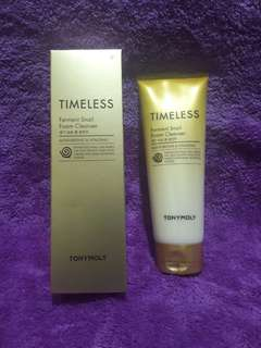 TONY MOLY Timeless Ferment Snail Facial Wash