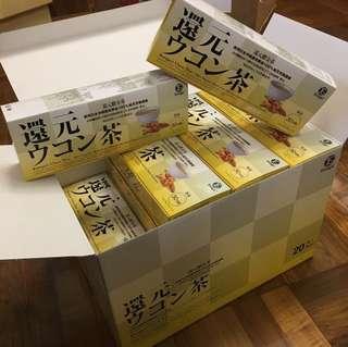 Enagic 薑黃茶包(一盒30包)
