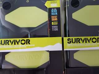 SURVIVOR Ipad Air Cover